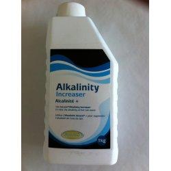 Alcalinité + (plus) Jacuzzi