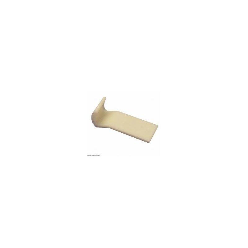Clip de fixation skimmer Jacuzzi positionné sur le skimmer pour j300, j200