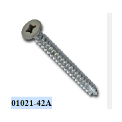 "Vis 2"" wood screw for panels"