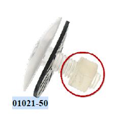 """Xplastic 5/8"""" wide - ecrou pour led lfx"""
