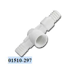 Barbed sensor tee -97' ultra pure réf.01510-297