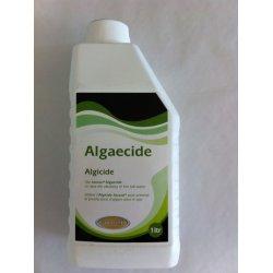 Algicide jacuzzi : anti-algues