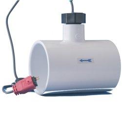 Capteur de débit d'eau placé après la pompe de circulation ou flow switch boitier de contrôle j1000, fiche de connexion carte de